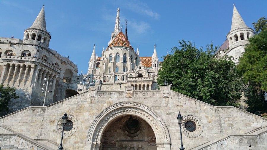 racconto viaggio budapest