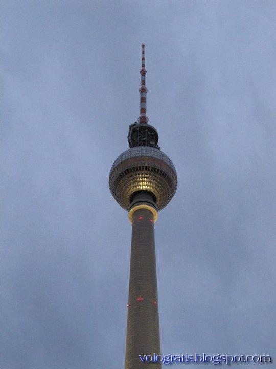 torre televisione