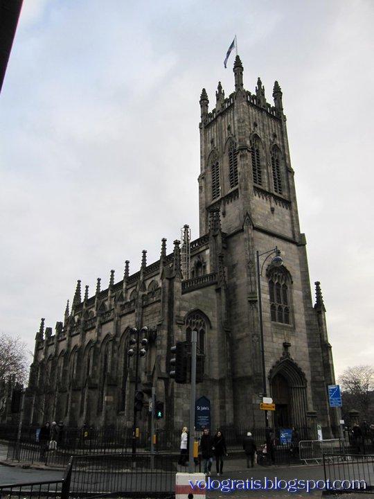 chiesa di st cubert edimburgo