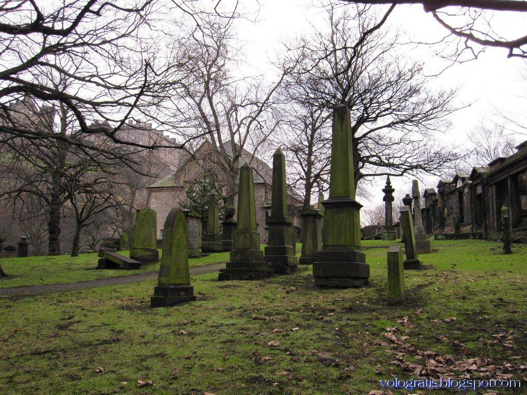 cimitero st cubert edimburgo