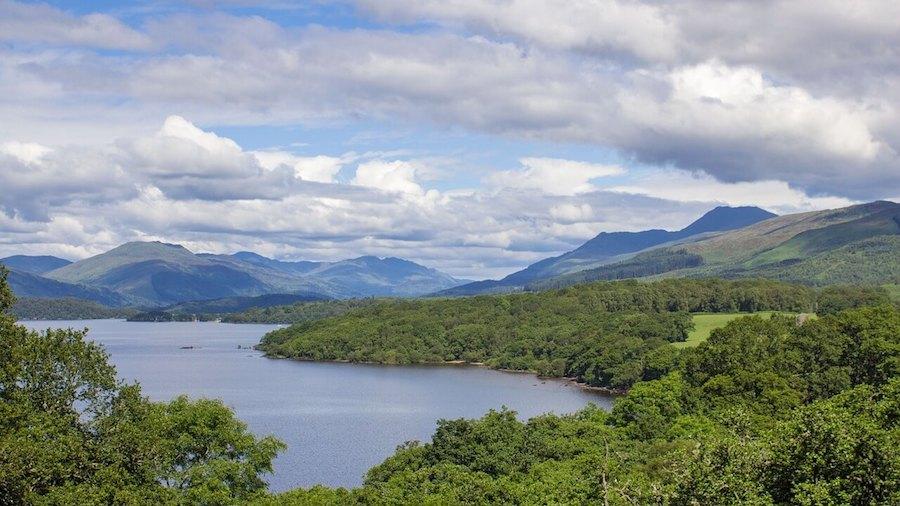 diario viaggio highlands