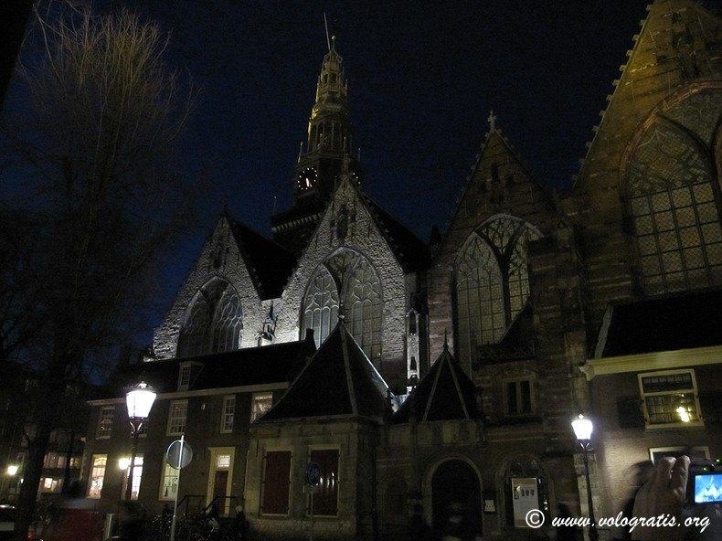 oude kerk da non perdere ad amsterdam