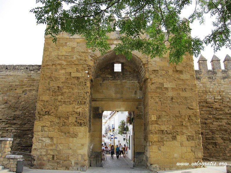 porta cordoba mura antiche