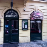 Mangiare low cost a Praga: Ristorante U Knihovny