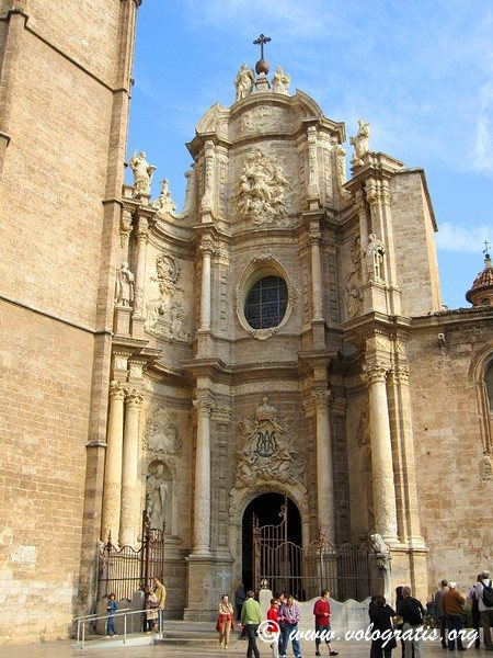 diario di viaggio a valencia cattedrale