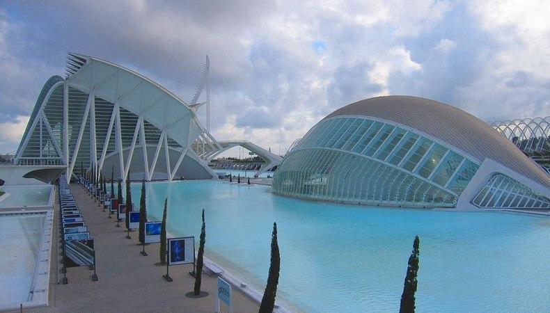 diario di viaggio a valencia citta delle arti e delle scienze