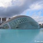 Diario di viaggio a Valencia