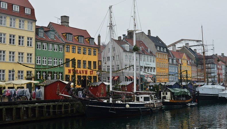 diario di viaggio come raggiungere il centro di Copenaghen dall'aeroporto