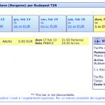 Ryanair: qualche volo da Milano a Budapest a € 5 tutto compreso