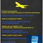 Infografica: otto regole per risparmiare con Ryanair