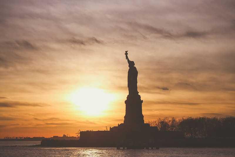 staten island ferry statua liberta