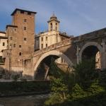 Isola Tiberina (Roma): il video