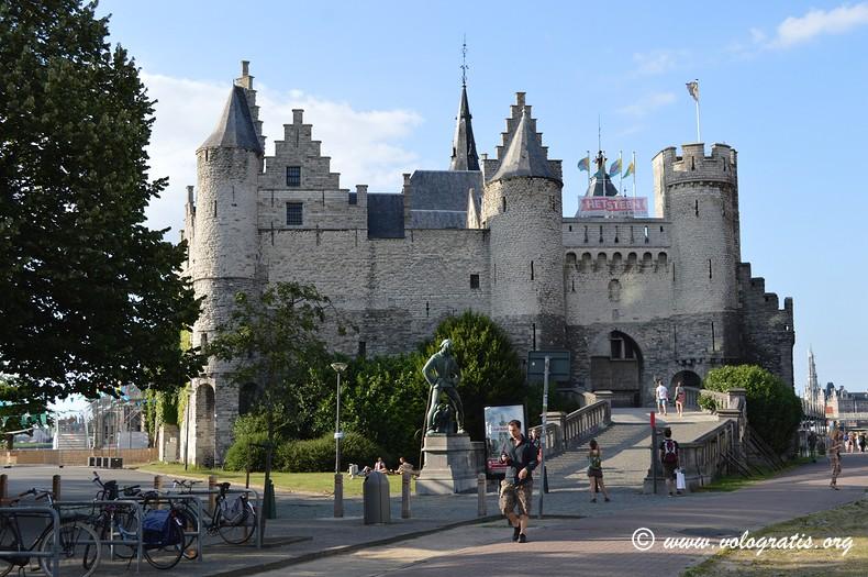 castello anversa vologratis