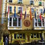 """Mangiare a Dublino al Pub """"The Oliver St John Gogarty"""" a Temple Bar (recensione)"""
