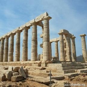 tempio di poseidone acape sounio