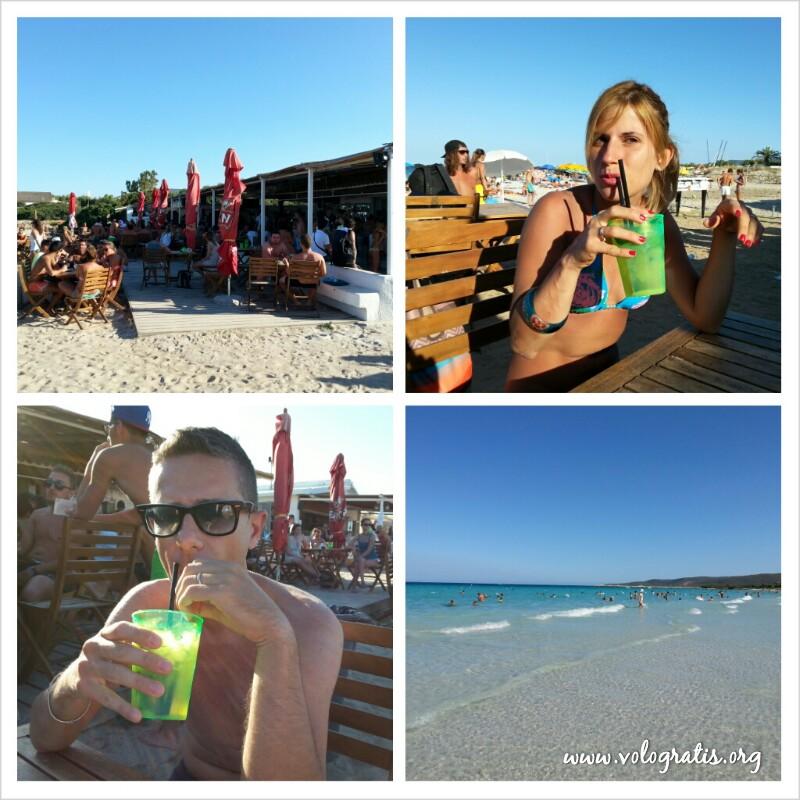 aperitivo beach bar la cinta vologratis