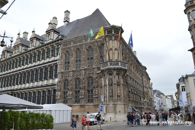 luoghi da visitare a Gent