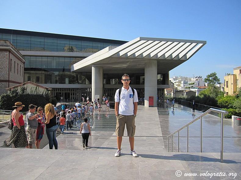 andrea vologratis museo acropoli viaggio ad atene