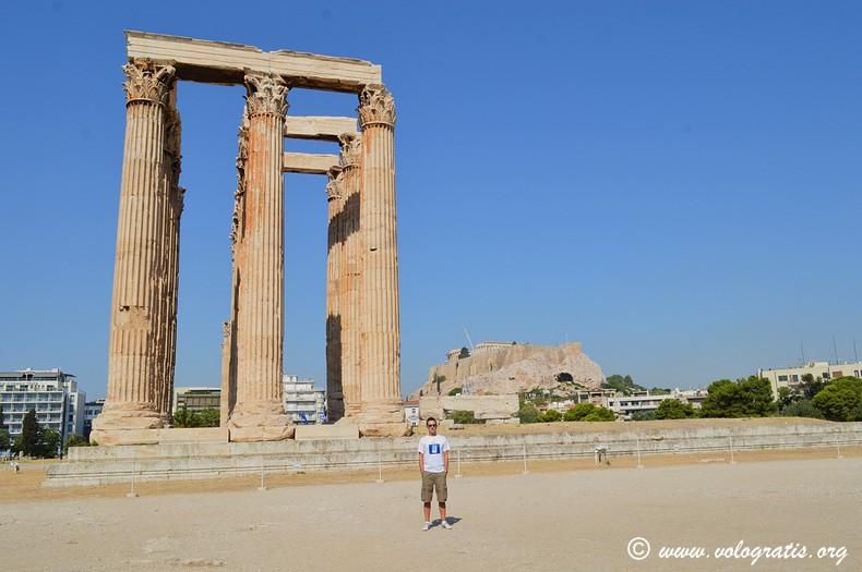andrea vologratis tempio zeus atene