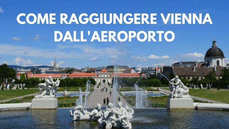 Aeroporto Vienna : Come raggiungere vienna dall aeroporto vologratis