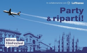 concorso party e riparti con lufthansa