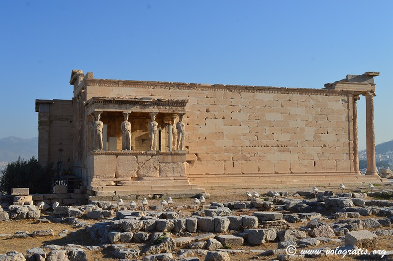 eretteo acropoli atene