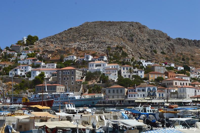 hydra grecia