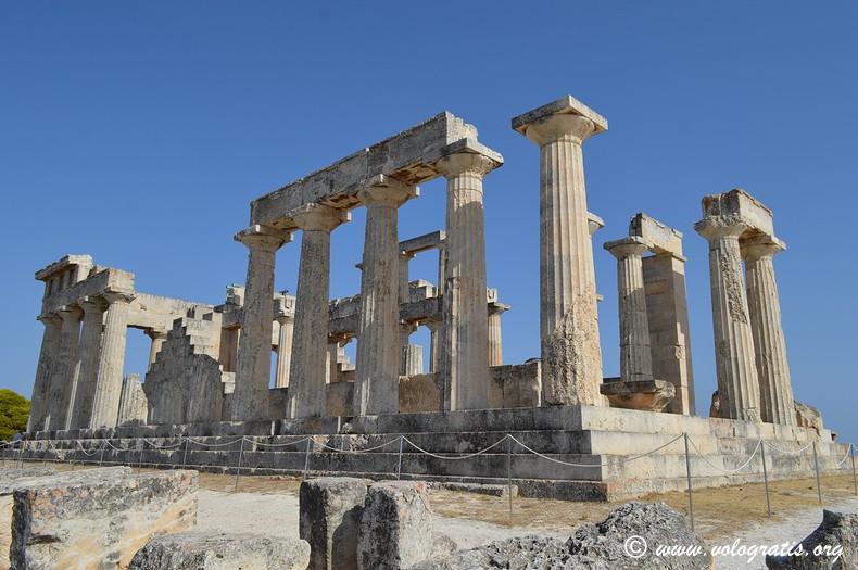 tempio aphaia
