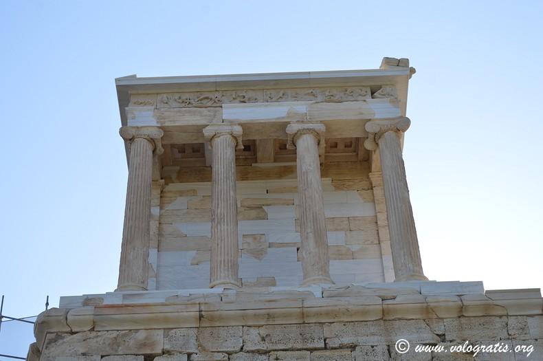 tempio atena nike acropoli