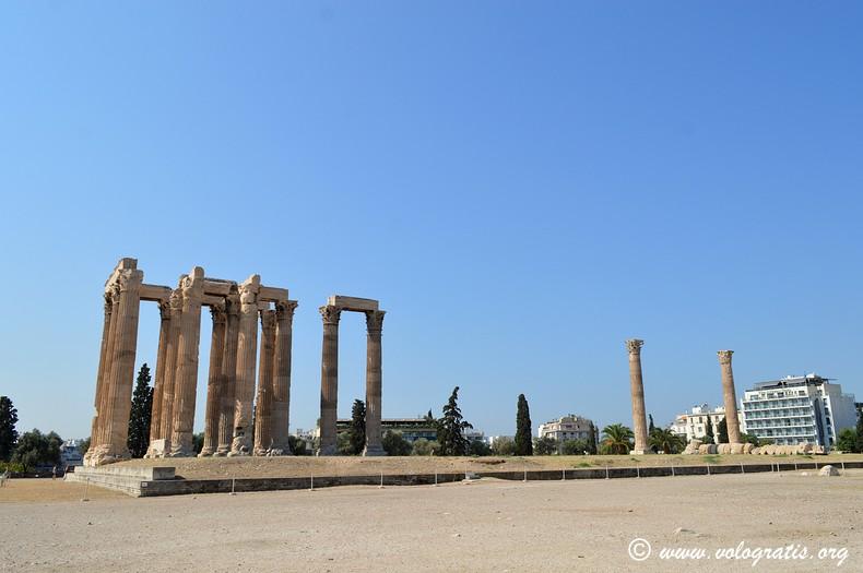 tempio di zeus atene