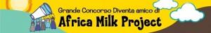 concorso africa milk project granarolo