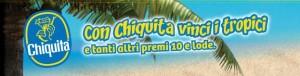 concorso chiquita vinci i tropici