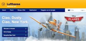 concorso lufthansa planes