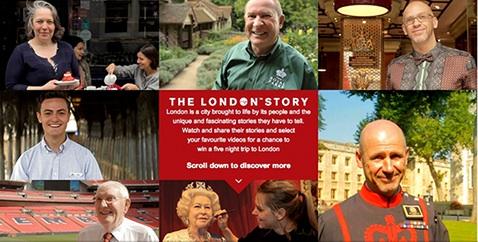 """Concorso """"The London Story"""" per vincere un viaggio a Londra"""