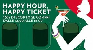 happy hour alitalia 31 ottobre 2013