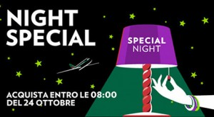 night special alitalia 2013