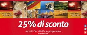 promozione air malta