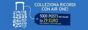 air one promo 29 euro novembre 2013