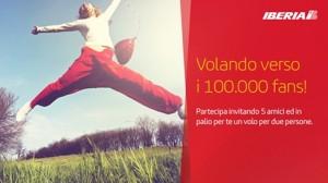 concorso i beria 100000 fans