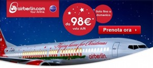 airberlin promo natale