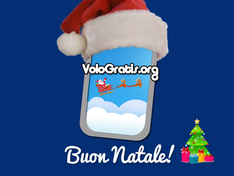 buon natale VoloGratis.org