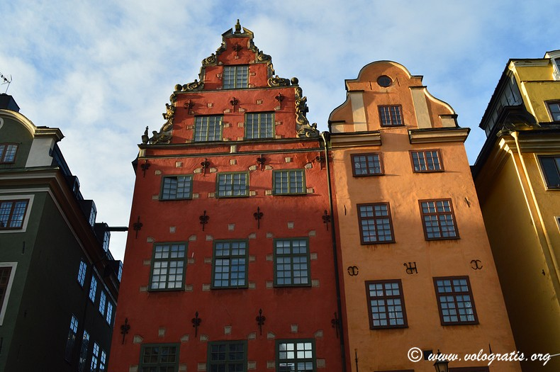case colorate gamla stan stoccolma