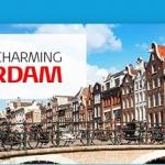 Concorso KLM con in palio un viaggio ad Amsterdam