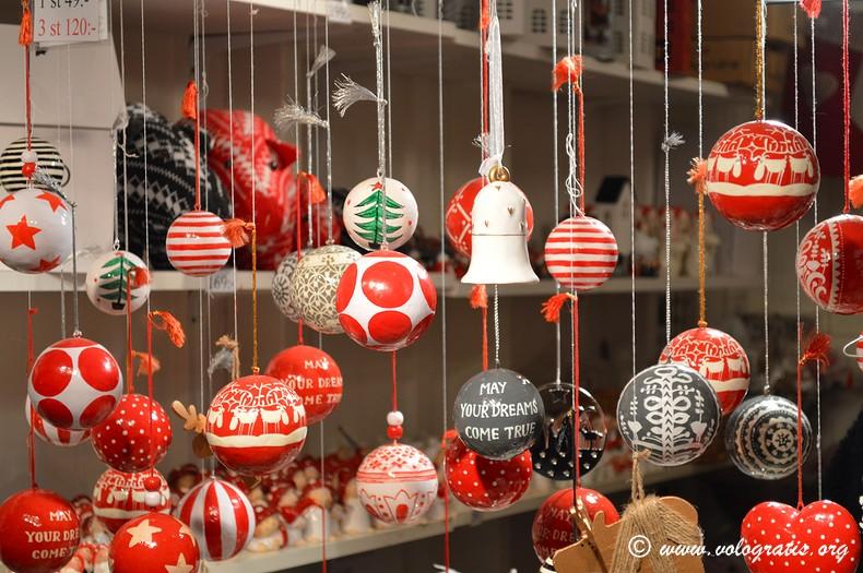 mercatini di Natale Stoccolma