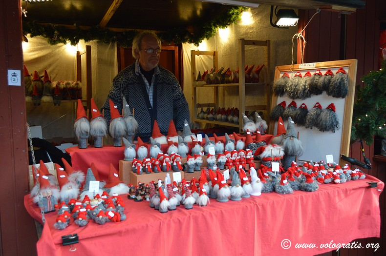 mercatini natale Kungstradgarden stoccolma