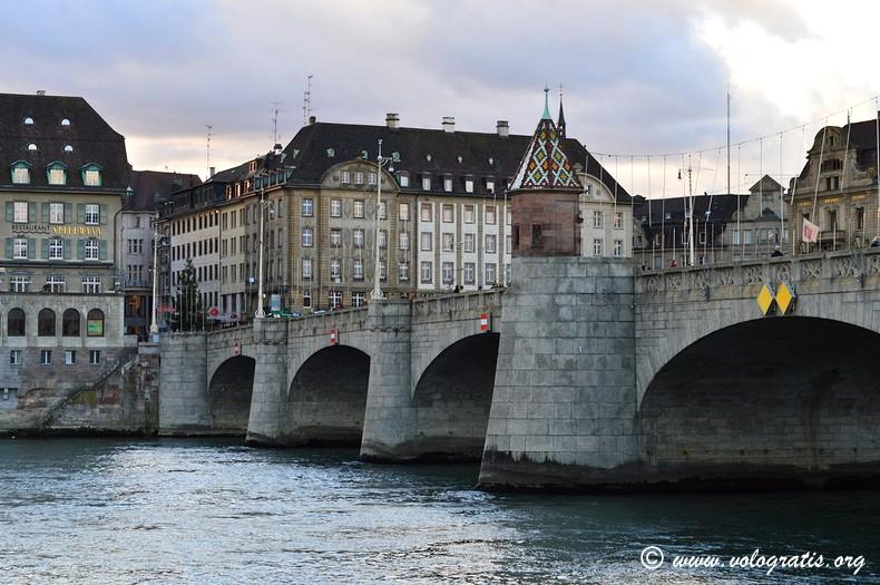 ponte sul reno basilea