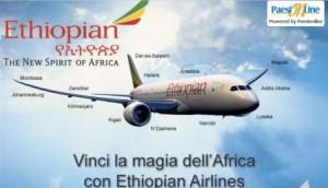 concorso per vincere voli per l'africa