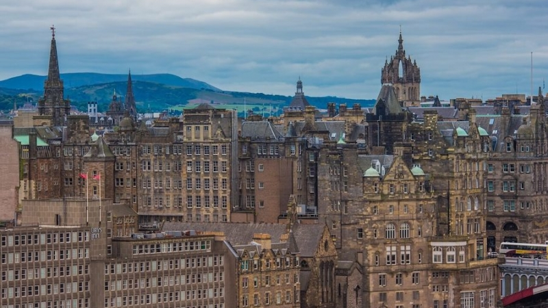 edimburgo low cost