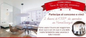concorso homeaway