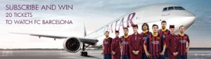 concorso qatar airways fc barcelona